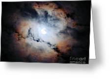 Harvest Moon Greeting Card