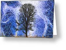 Harvest Storm Greeting Card