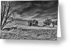Harvest Time At Emerson Greeting Card