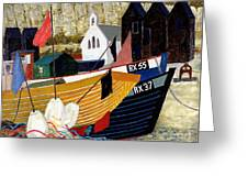 Hastings Remembered Greeting Card
