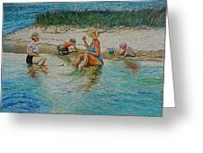Hatchet Point Greeting Card