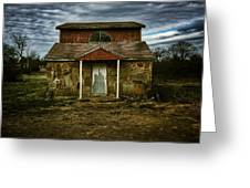 Hatching House Greeting Card