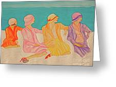 Hats By Jrr Greeting Card
