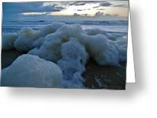 Hatteras Island Sunrise 2 10/10 Greeting Card