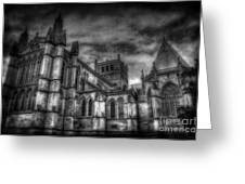 Haunted Britain 4 Greeting Card