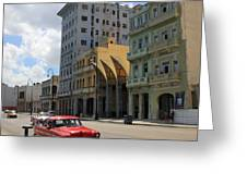Havana 14 Greeting Card