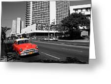 Havana 49 Greeting Card