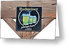 Have A Bud Greeting Card