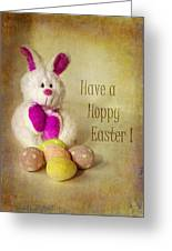 Have A Hoppy Easter Greeting Card