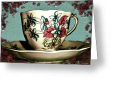 Have A Nice Cup Of... Greeting Card