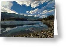 Haviland Lake Greeting Card
