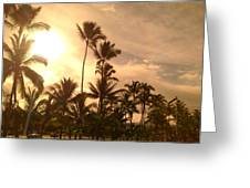Hawaiian Landscape 7 Greeting Card