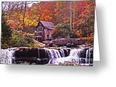 Babcock State Park Greeting Card
