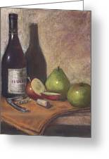 Hawley Wine Tasting Greeting Card