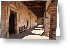 He Shall Rise Again, Mission San Juan Capistrano, California Greeting Card