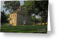 Headquarters For Gw Greeting Card
