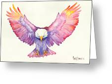 Healing Wings Greeting Card
