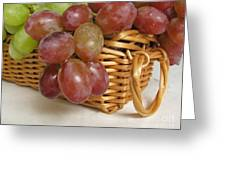 Healthy Snack Greeting Card
