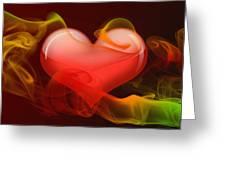 Heartbeat 4 Greeting Card