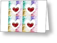 Heartful Greeting Card