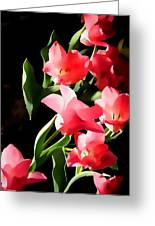 Heavenly Blooms Greeting Card
