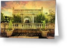 Heavenly Gardens Greeting Card