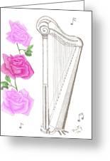 Heavenly Music Greeting Card