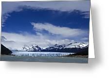 Heavenly Perito Moreno Glacier Greeting Card