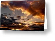 Heavenly Rapture Greeting Card