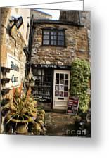 Hebden Court - Peak District - England Greeting Card