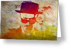 Heisenberg - 9 Greeting Card