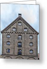 Helsingborg Gamla Stan Greeting Card