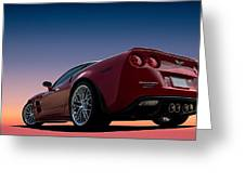 Hennessey Red Greeting Card