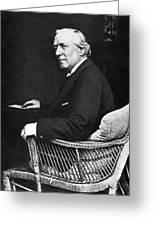 Herbert Henry Asquith (1852-1928) Greeting Card