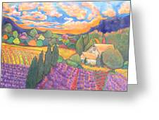 Herbes De Provence  Greeting Card
