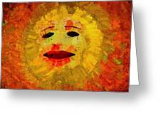 Here Comes The Sun Two Greeting Card
