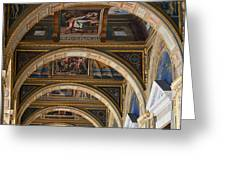Hermitage Arches Greeting Card
