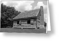 Hermitage Farmhouse 1 Greeting Card