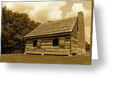 Hermitage Farmhouse 2 Greeting Card