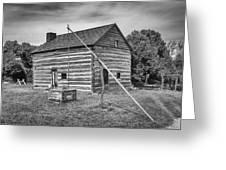 Hetchler House Farmstead Greeting Card
