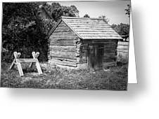 Hetchler House Shed Greeting Card