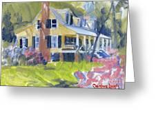 Heyward House Greeting Card