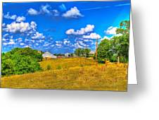 Hicks Farm #3 Greeting Card
