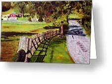 Hidden Brook Farm Greeting Card