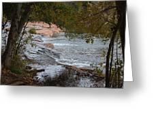 Hidden Brook Greeting Card