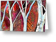 Hidden Forest I Greeting Card