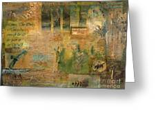 Hidden Treasures Greeting Card