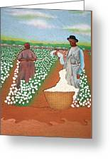 High Cotton Greeting Card