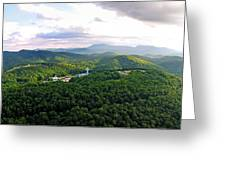 High Country 1 In Wnc Greeting Card