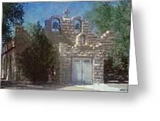 High Desert Church Greeting Card